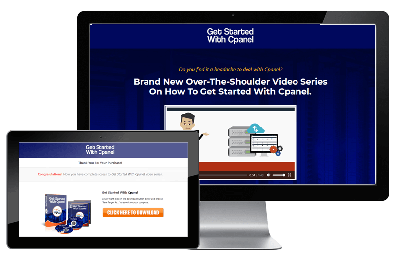 PLR] Get Started With Cpanel | PLR Experts
