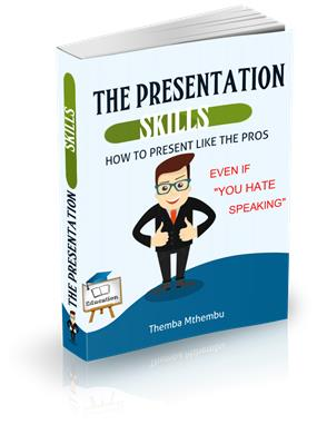 free ebook-the presentation skill