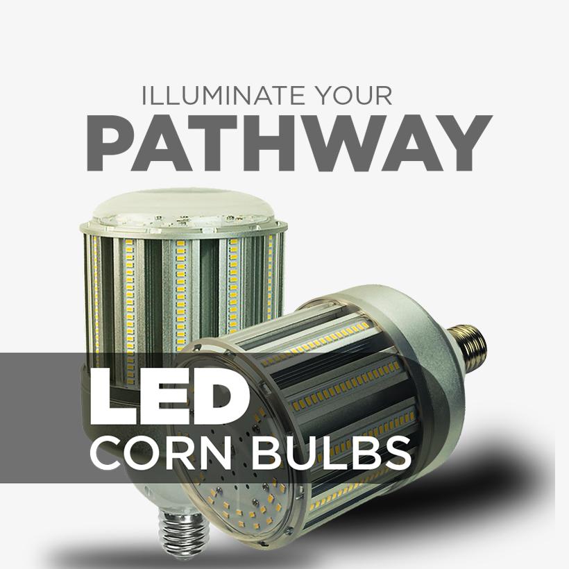 LED Corn Bulbs