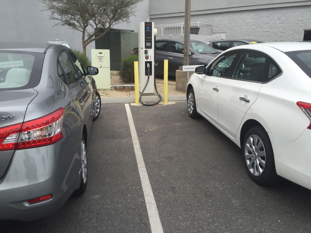 Torre Nissan Free Dc Fast Electric Car Charging 104 Check Ins 4