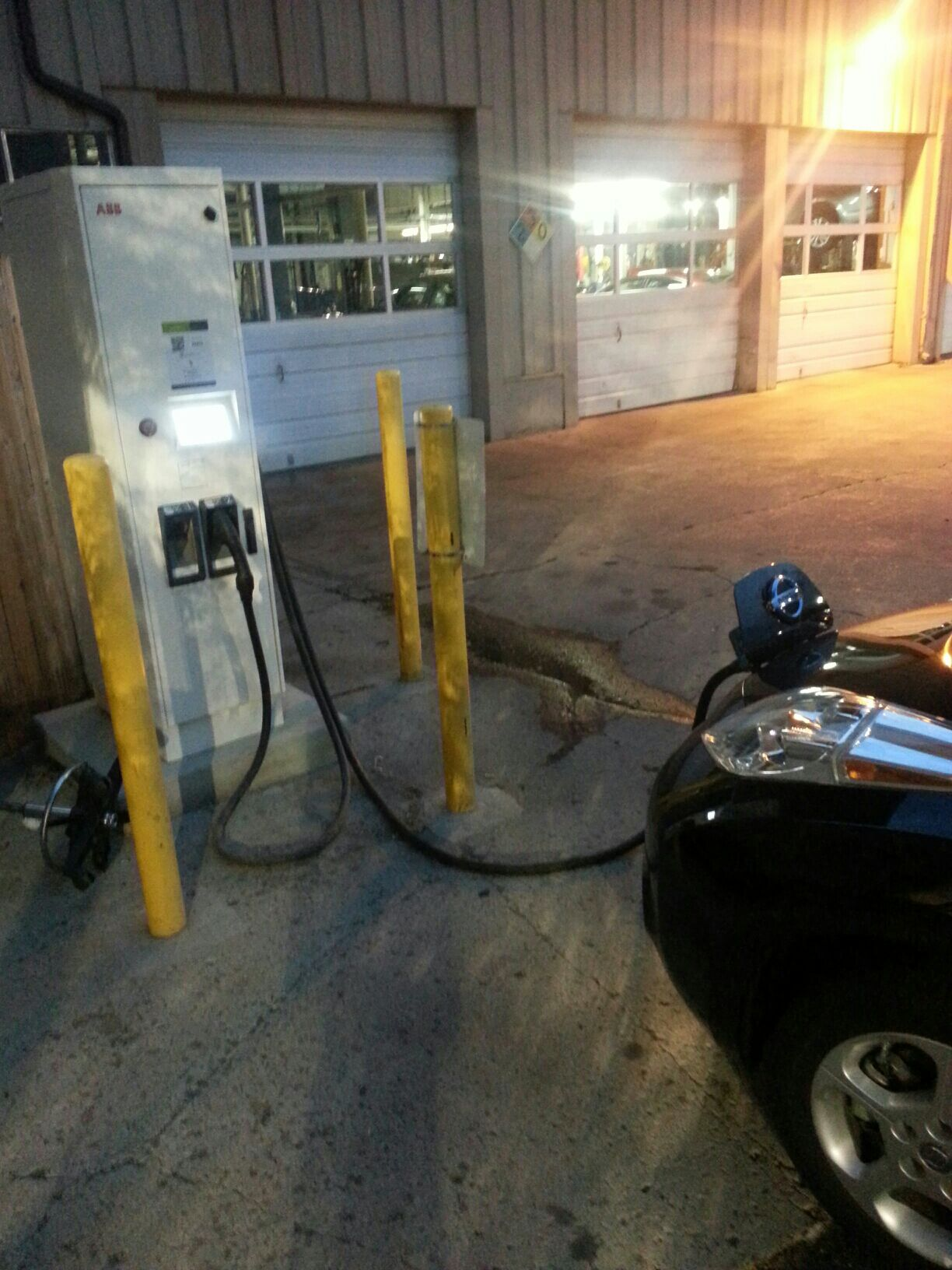Empire Lakewood Nissan Dc Fast Electric Car Charging 228 Check