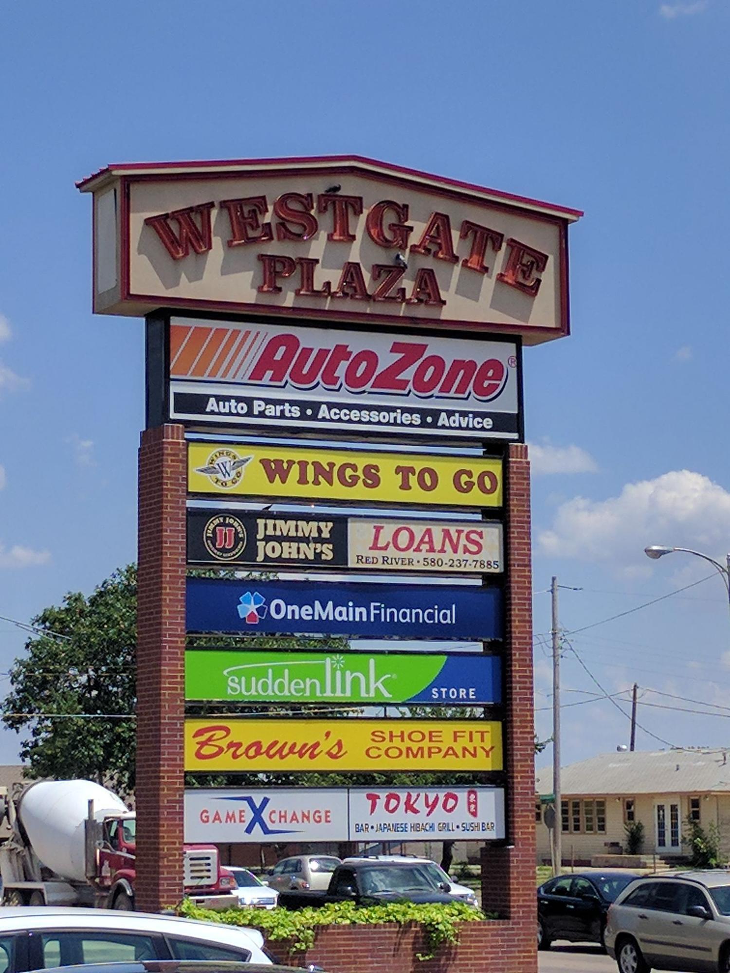 Westgate Plaza | PlugShare