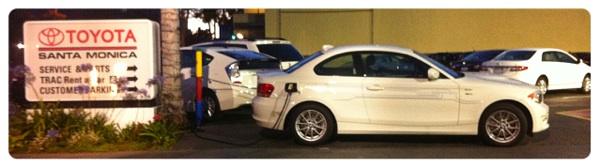 Toyota Santa Monica Service >> Toyota Santa Monica Plugshare
