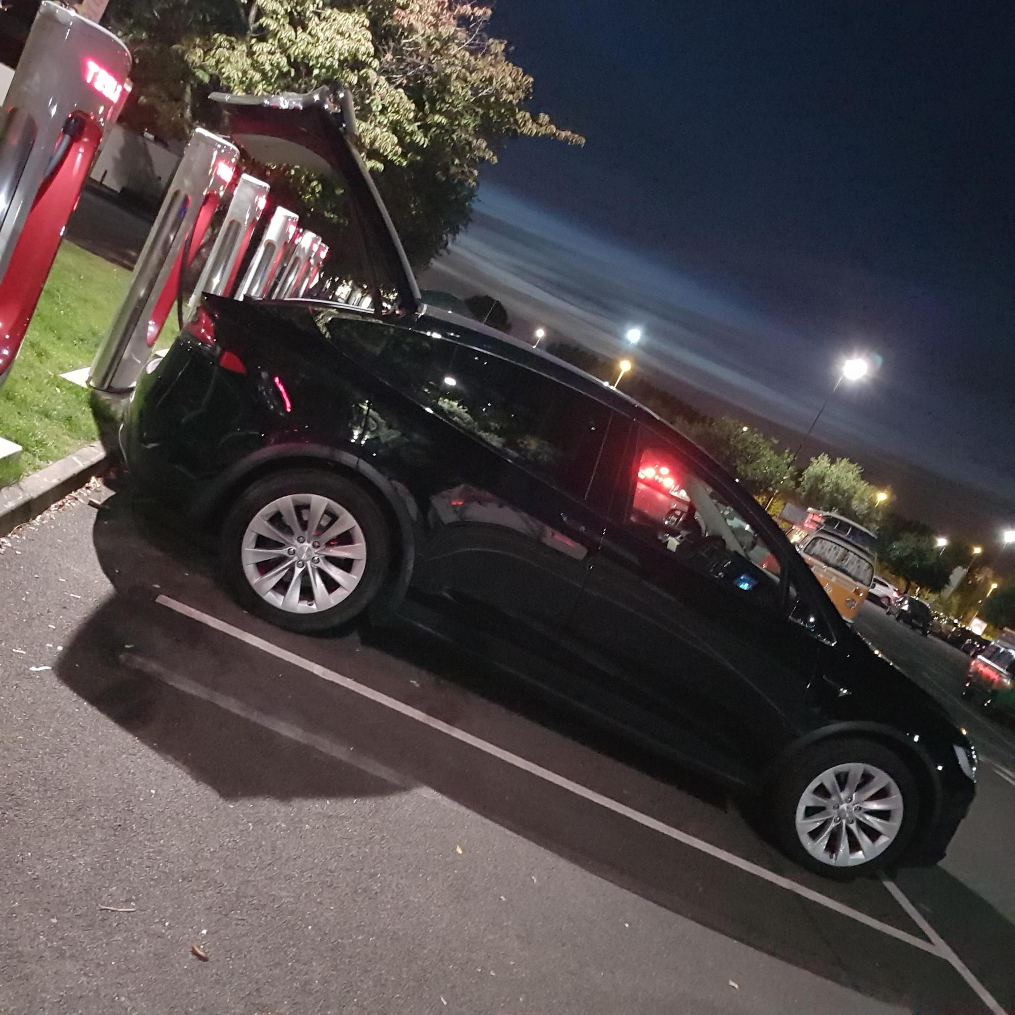 Bristol - Gordano Supercharger - Free DC Fast Electric Car Charging - 55 Check-ins 11 Photos - M5 Motorway, Jct 19, Portbury, Bristol, North Somerset BS20 ...