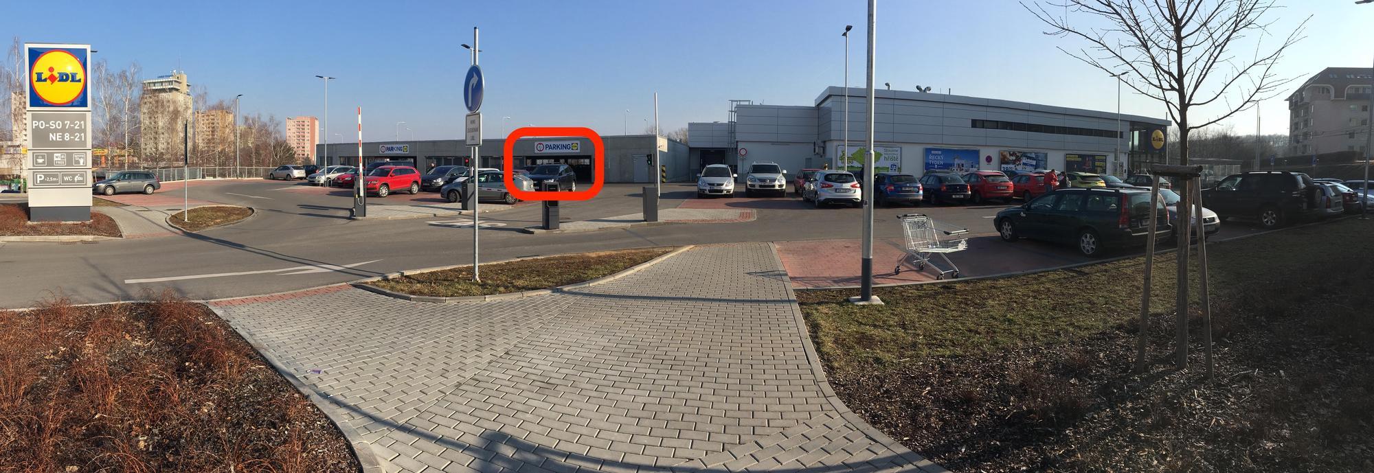 8d3b2f3b50d6b Lidl Žebětínská | PlugShare