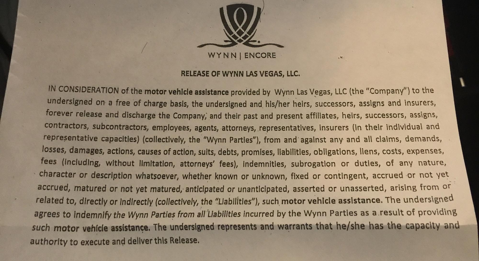 Wynn Hotel | PlugShare