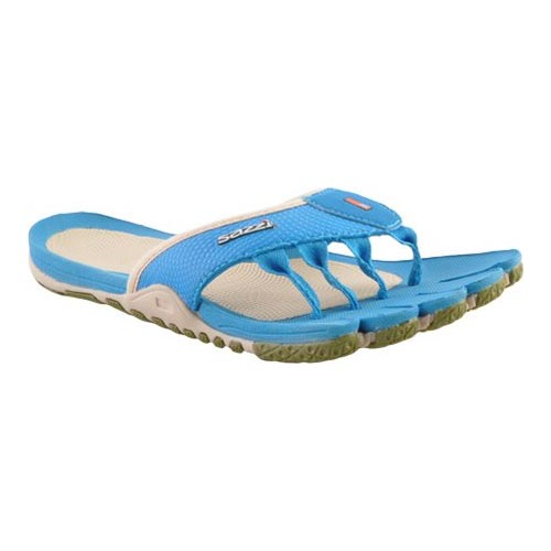 Sazzi women blue