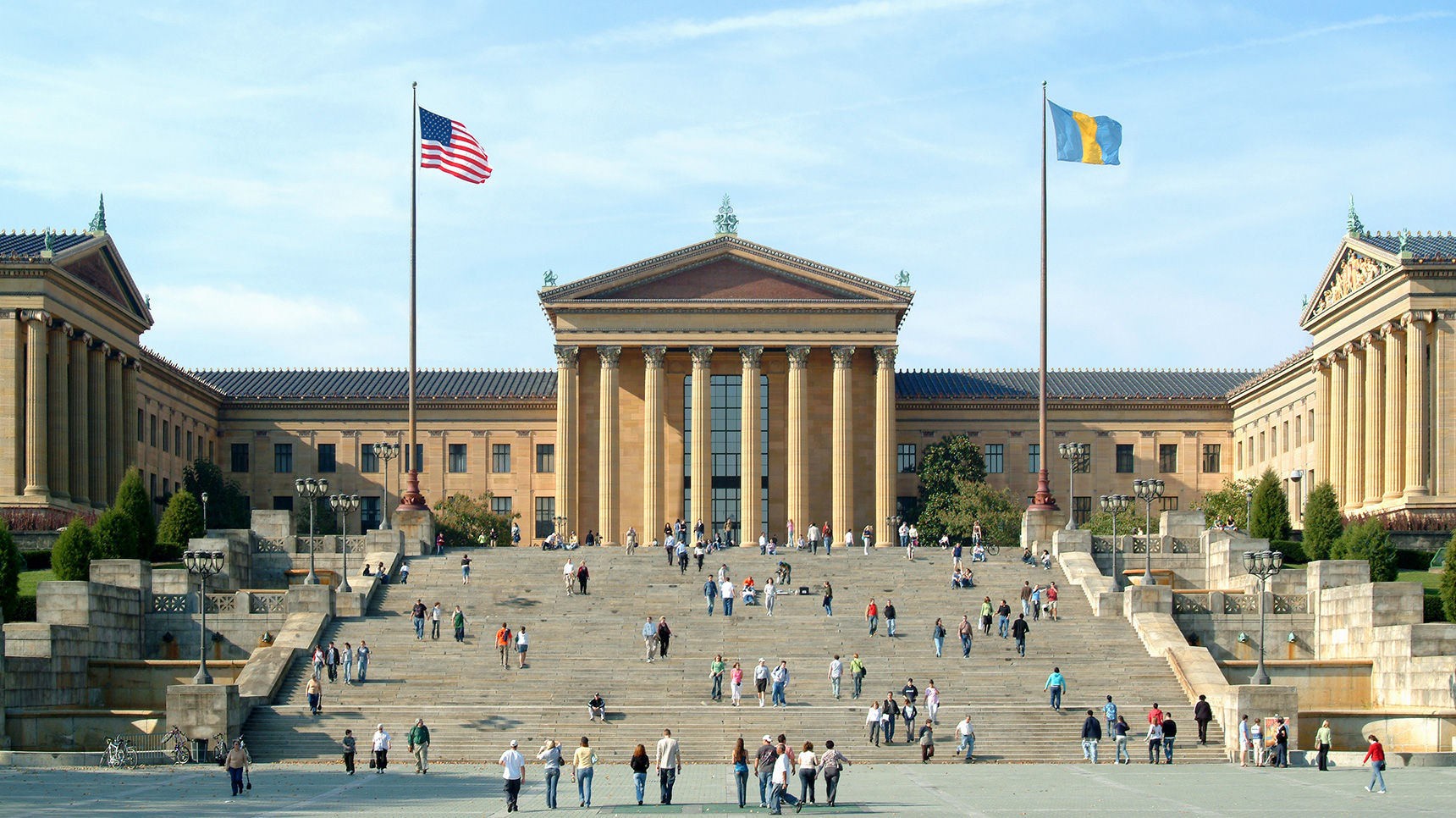 Image result for Philly Museum of Art