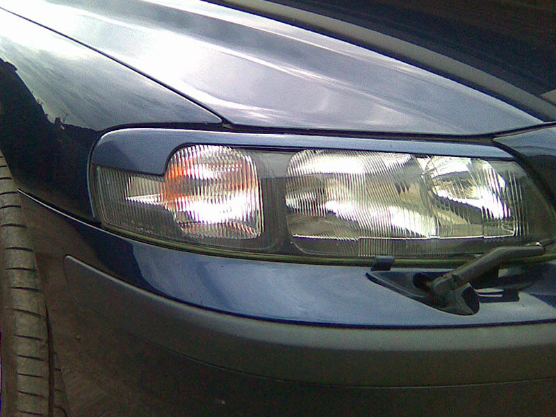 Custom Volvo S60 >> Details About Custom Painted Eyebrows Headlight Cover Eyelids For Volvo S60 V70 02 04