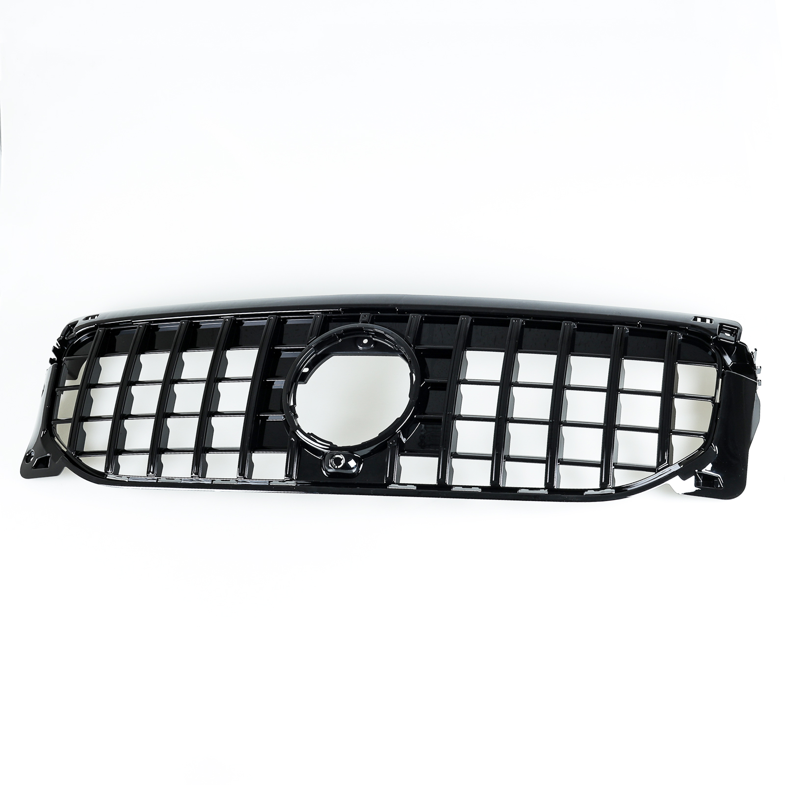 Black GT Style Front Grille For Mercedes Benz GLB-Class