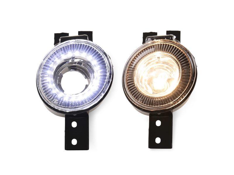 how to use fog lights mini cooper s.2014