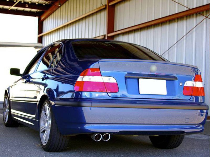 painted bmw e46 boot lip spoiler saloon coupe m3 topaz. Black Bedroom Furniture Sets. Home Design Ideas