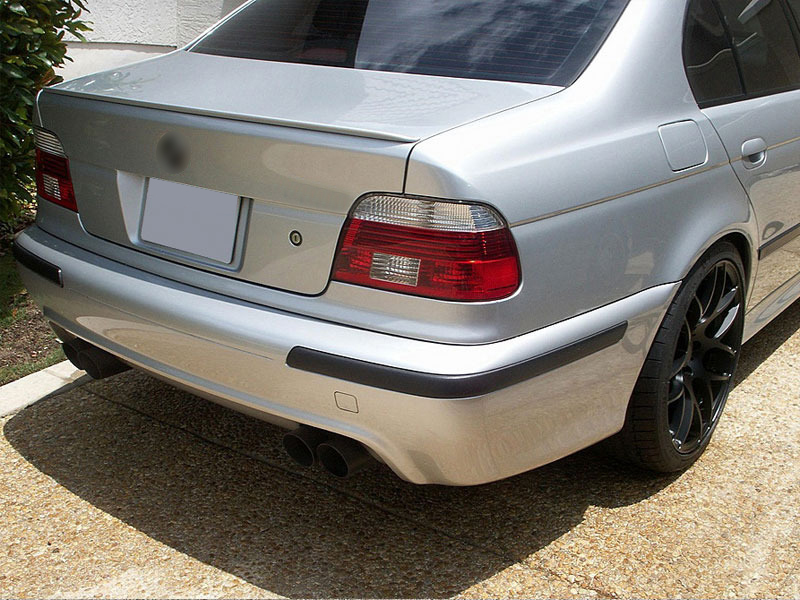 Bmw Paint Code 354 >> Painted For Bmw 90 98 E36 Sedan M3 Trunk Lip Spoiler Titan Silver