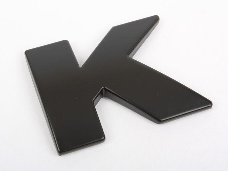 3d buchstaben zahlen schwarz selbstklebend auto aufkleber k ebay. Black Bedroom Furniture Sets. Home Design Ideas