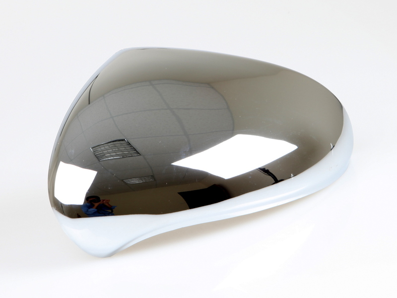 * For Bentley Continental GT GTC Flying Spur Chrome Mirror Cover Cover