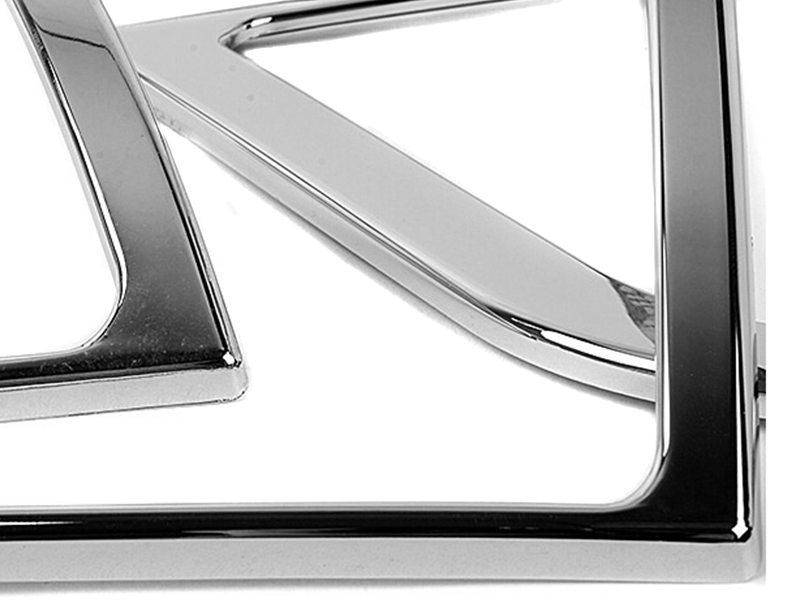 * Chrome Tail Light Rear Lamp Bezel Cover Trim Rims For BMW X5 E70 07-11