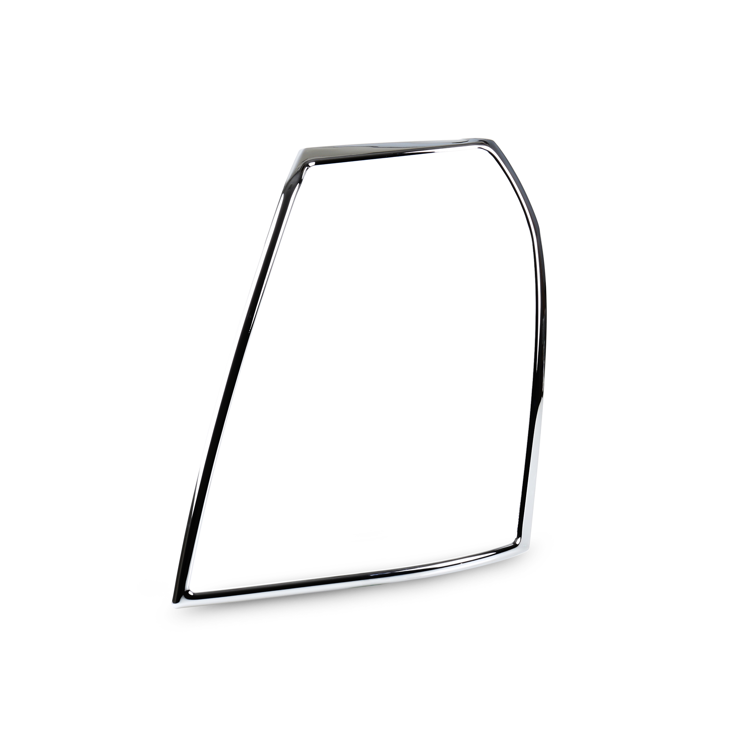 Chrome Head Light Front Lamp Bezel Cover Trim For Cadillac Escalade EXT ESV