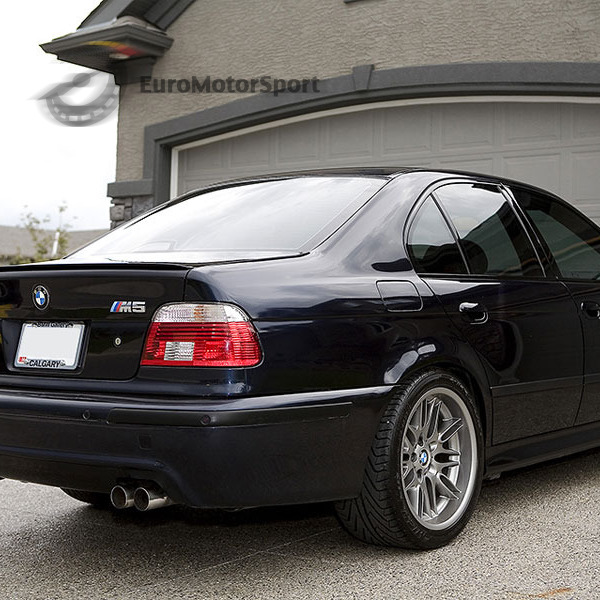 BMW-E39-Sedan-M5-E36-M3-Rear-Boot-Trunk-lip-spoiler-Wing-Unpainted