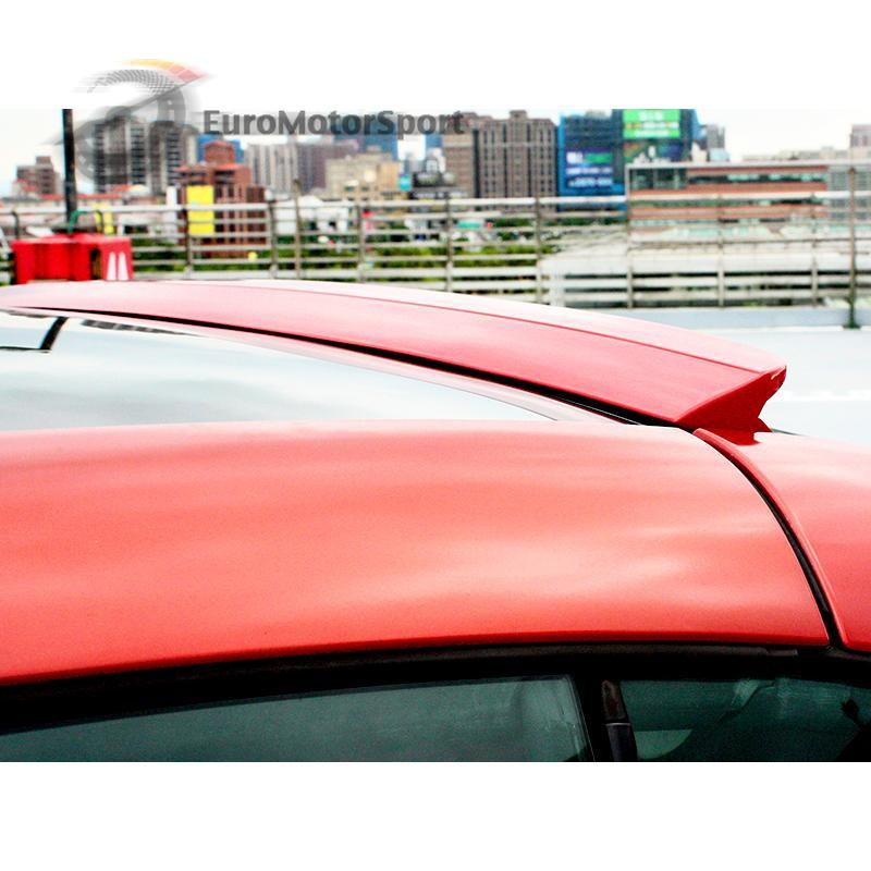 * Painted F Style Window Roof Spoiler For Acura TSX 2nd