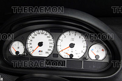 how to set the clock on a bmw e46