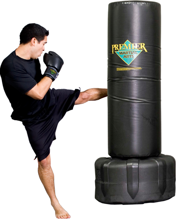 Kickboxing LeesSummit class for men and learn from top new union instructors at Premier Martail Arts.