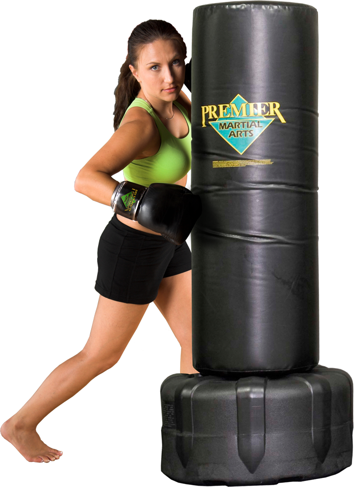 Adult Kickboxing class, burn 800 calories in a total fitness workout for men and women.