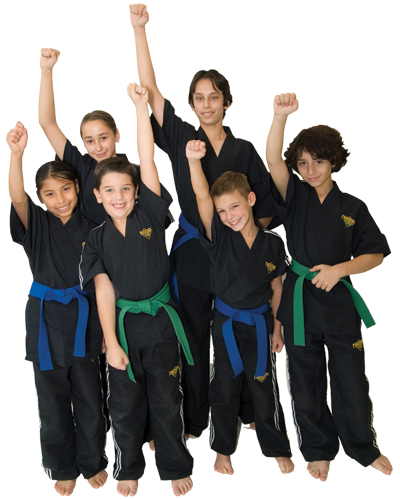 Children's Martial Arts in LeesSummit.
