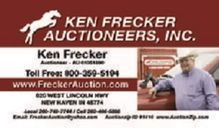 Ken Frecker Auctioneers, Inc