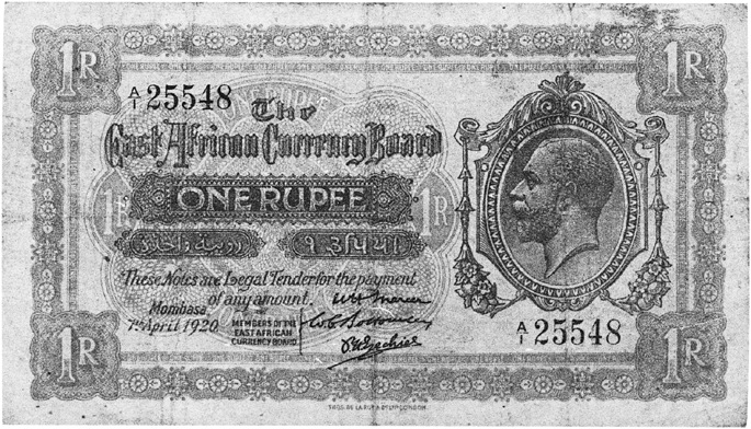 1920 First Issue
