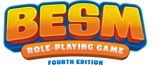 BESM Fourth Edition (Big Eyes, Small Mouth RPG) by Japanime Games