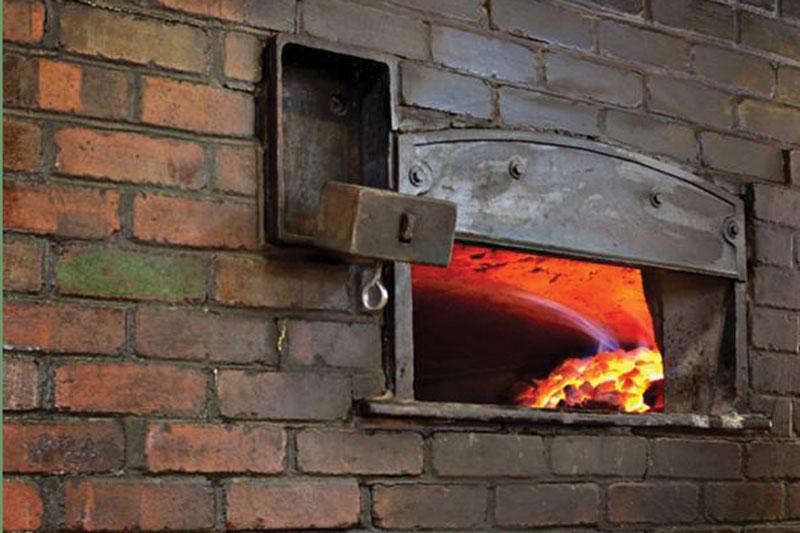 grimaldi's oven