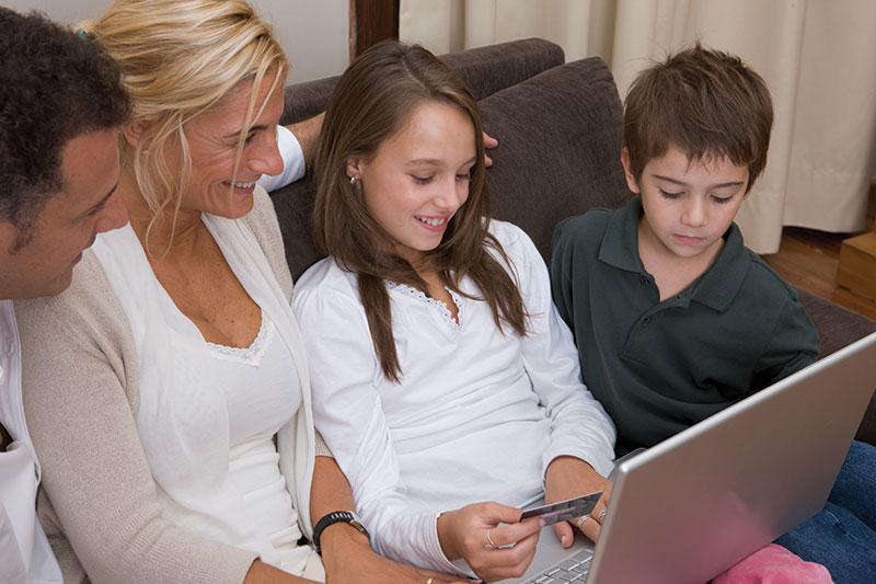 online ordering family