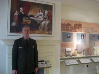 Stephen Sitarski from the National Park Service
