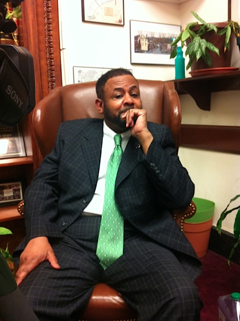 PhiladelphiaCity Councilman Curtis Jones