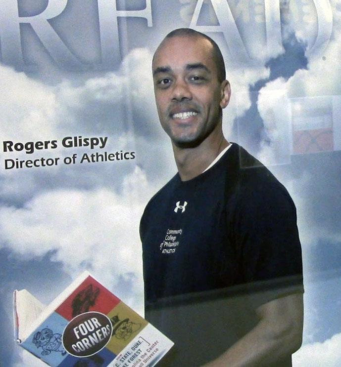 Rogers Glispy