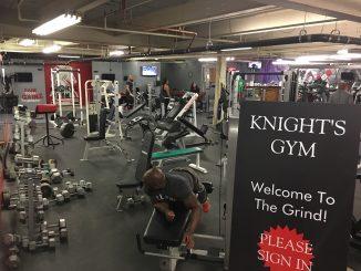 Knight's Gym