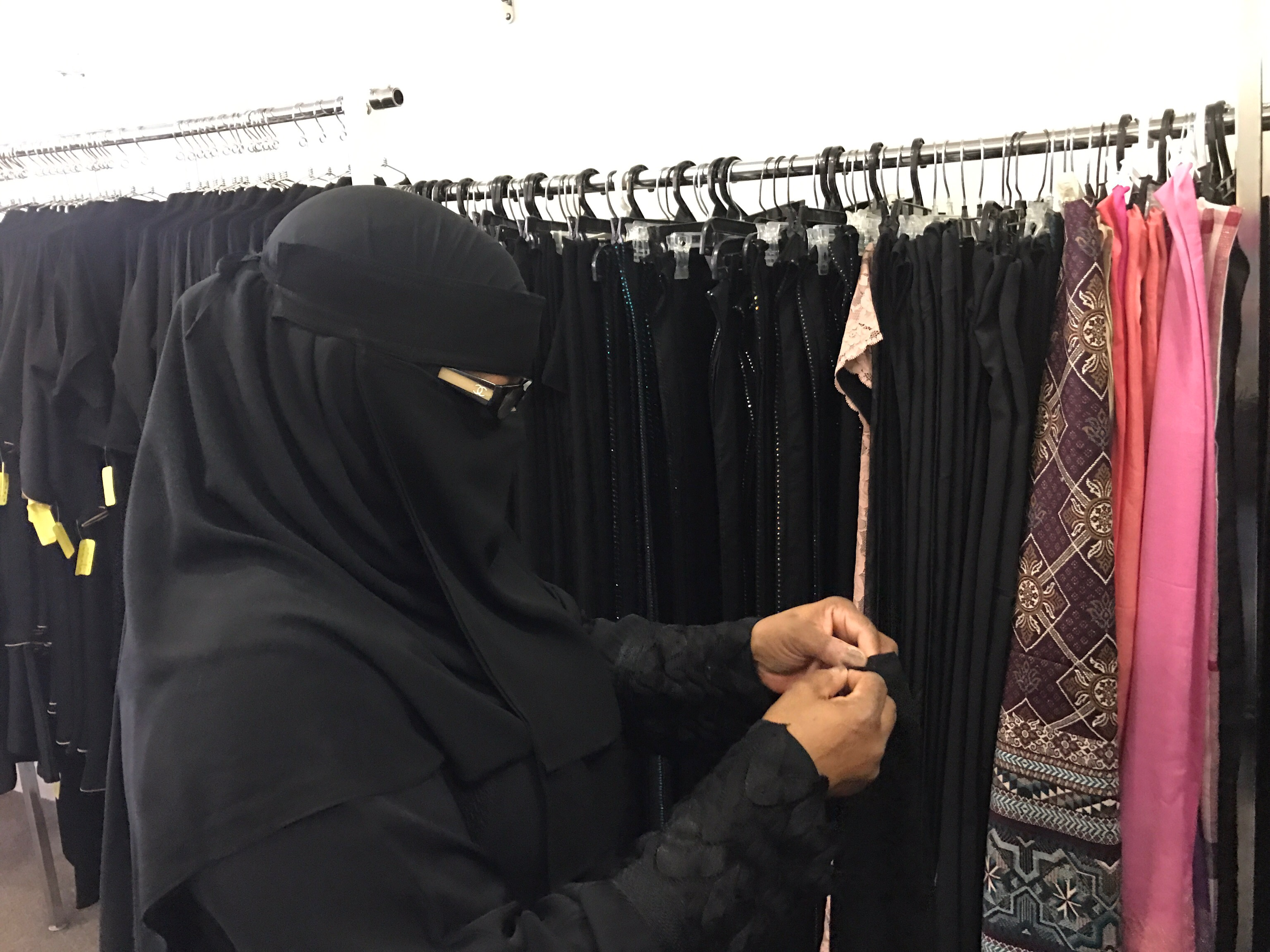 Germantown A Local Fashion Designer Caters To Muslim Women Philadelphia Neighborhoods