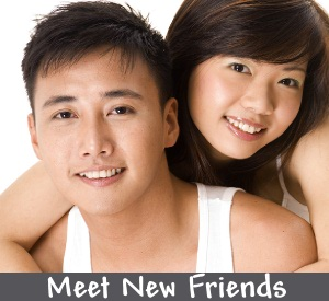 Friends, dating and romance - in Asia