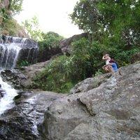 Crop 200 huay kaew waterfall vandfald chiang mai1