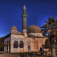 Crop 200 1265730672 iznik green mosque turkeytravelagency.net