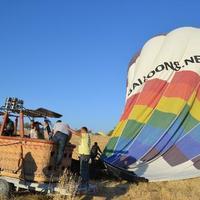 Crop 200 rainbow balloons