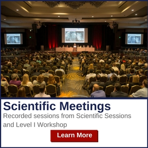 Scientific Sessions