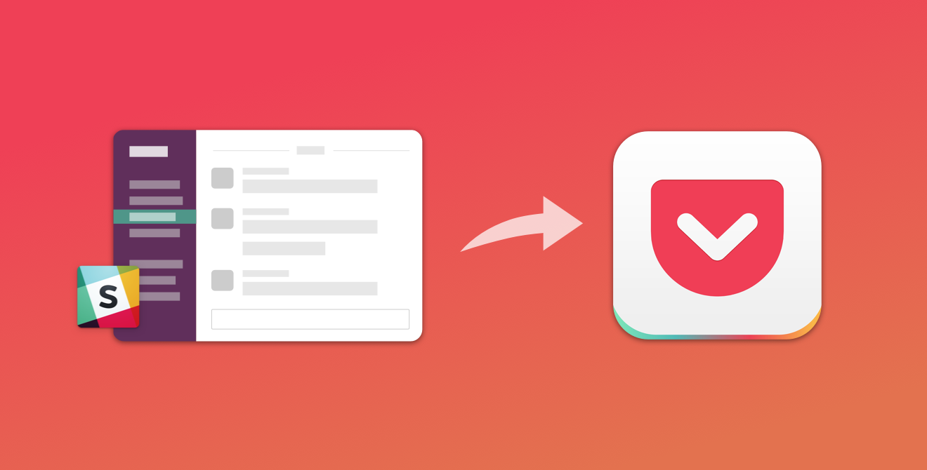 Announcing a new Pocket integration for Slack