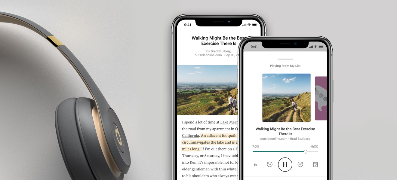 Transform the way you read with a redesigned Pocket and new listen feature