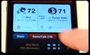 Screenshot of Using the Scoreboard, GameVote, and GameTalk Video