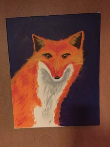 Episode 45: Fox Painter