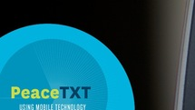 PeaceTXT: Using Mobile Technology to End Violence