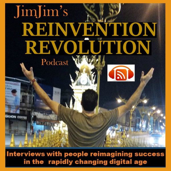 JimJim's Reinvention Revolution Podcast - JJRR Ep3 Cancer