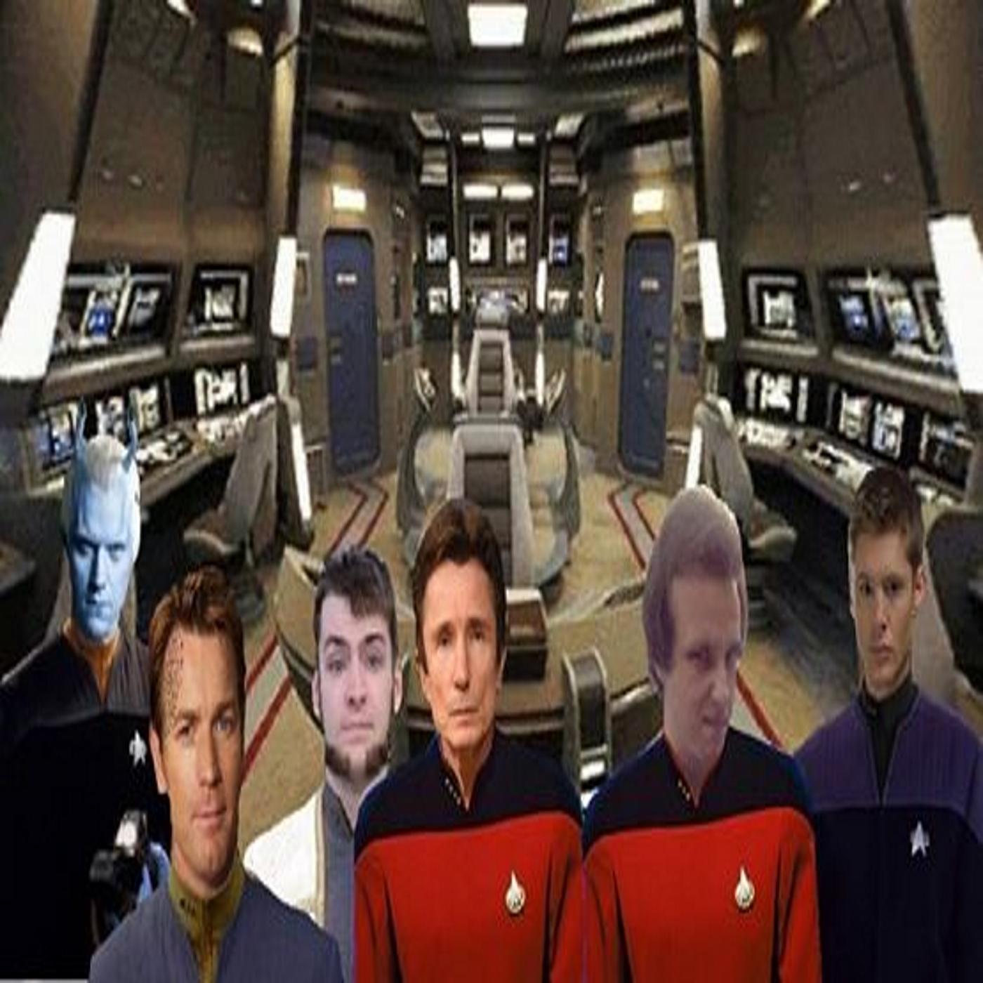 Star Trek Seminole - Season 1 Episode 4 Context for the