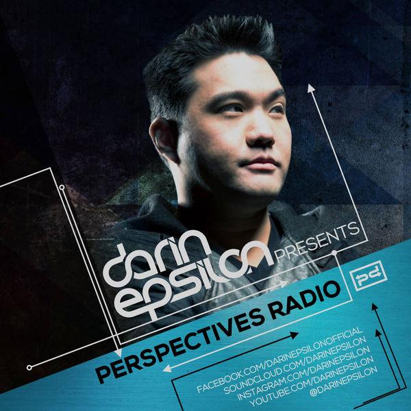 Darin Epsilon presents PERSPECTIVES - Progressive/Tech/Deep